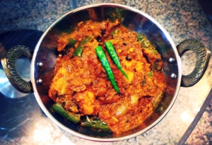 Murgh Kadhai - Platter to Palate