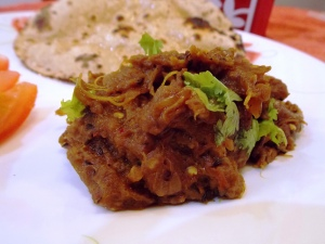Baigan Bharta & Phulke - Platter To Palate