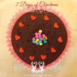 Day 1 - Chocolate Cup Cake - ICS