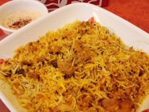 Chicken Biryani2 - ICS