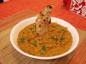 Masala Dal Khichdi - Indian Curry Shack