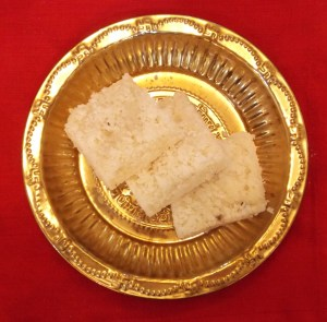 Nariyal Burfi - ICS