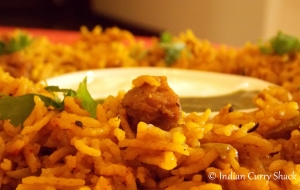 Tehri (Masala Rice) - Indian Curry Shack