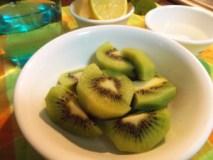 Virgin Kiwi Mojito - Ingredients
