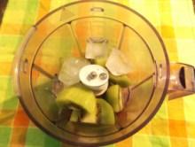 Virgin Kiwi Mojito - Making of the puree - Indian Curry Shack