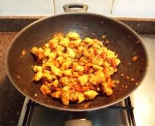 Chicken and Veggies Mix - ICS