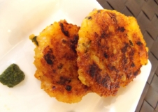 Aalu Tikki2 - Indian Curry Shack
