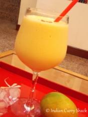 Mango Milk Shake - ICS