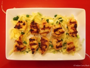 Grilled Chicken Chunks - ICS