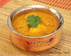 Egg Curry - Indian Curry Shack