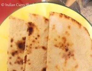 Pita Bread - Indian Curry Shack