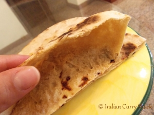 Pita Bread Pocket - ICS