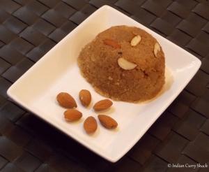 Sooji Ka Halwa - Indian Curry Shack