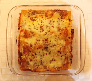 Lasagna Baked - Indian Curry Shack