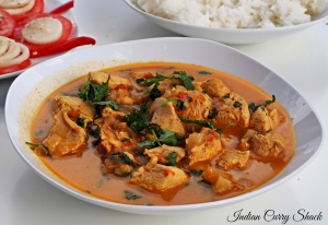 Chicken Curry - Indian Curry Shack