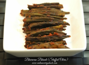 Bharwa Bhindi - Indian Curry Shack