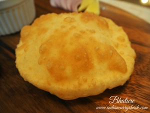 Bhature-Indian Curry Shack