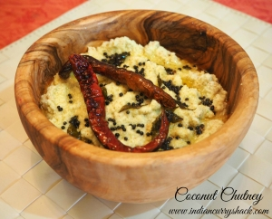 Coconut Chutney - Indian Curry Shack