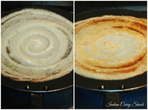 Dosa Steps - ICS