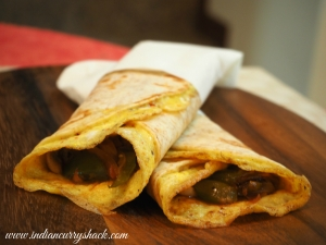 Egg Rolls - Indian Curry Shack