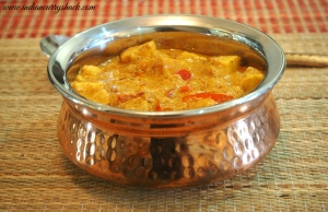 Malai Paneer - Indian Curry Shack